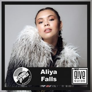 Aliya Falls is the newest member of thr Friends of Noise family! She recently played her first show with us and we can assure you it won't be the last. Her voice is incredible and her future is so bright! Please follow her at @aliyakie today! You won't regret it. We're going to support her with the same passion, 🔥and ✨ that we give to all the youth artist that play our shows, join our directory and take our workshops. This is our mission and purpose, to uplift the creative and yet to be creative youth of our community. Today is a Big Give Day so your $10 or more donations will put you in the running to win a $500 shopping spree at @musicmillennium. All donors 35 and younger will double their chances to win! Please follow the link in our bio and find Friends of Noise in the @giveguide today! #allagesalways #giveguide2020