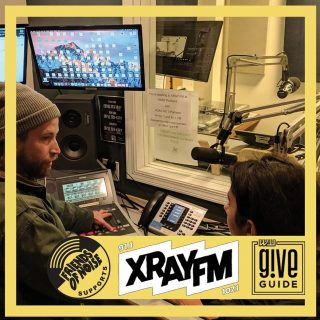 In 2020 we focused our mission on amplifying the voices of youth. Our partnership with @xrayfm was a huge part of accomplishing that. Mondays from 2-3 our dj's take over their airwaves to let you know what's up. Mad love to @likethehighway, @thelunchbunch.pdx, @harrisonxsmith @djstretchman and many more teen djs for sharing the music that they are listening to. Last summer we teamed up with @youthpowerpdx to produce the Speak Up, Sing Out series where we gathered youth activist and artist to talk about issues important them and listen to their playlist. We need your help to continue this valuable programming. Please make a donation today to Friends of Noise and XRAY.fm via the @giveguide (follow the link in our profile) If you're 35 or younger your donation could help us win an extra $1K!! #allagesalways #giveguide2020 #allagesallstages #youthinaction